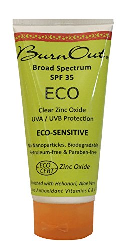 Burnout Eco Sensitive Sunscreen