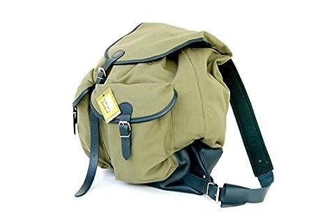 Mochila de Lino de caza SCHMARDA modelo 3/los 53 x 55 cm de Fondo/27 litros cueros: Amazon.es: Deportes y aire libre