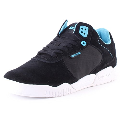 Eu Trainers Mens Black Supra Suede Ellington 44 qSxwYpO
