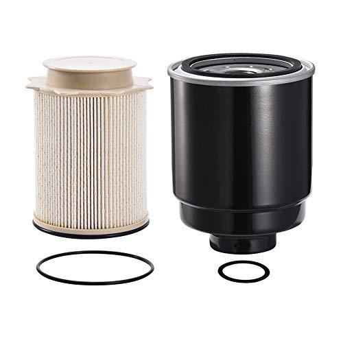 Ai CAR FUN Diesel Fuel Filter Kit Fit for Dodge Ram 6.7L 2013-2017 2500 3500 4500 5500 ()