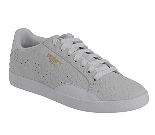 Puma Match exotic skin wmns white natural vachetta 362708 02