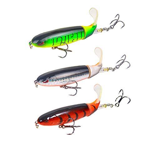 DOITPE Topwater Fishing Lures 4.0