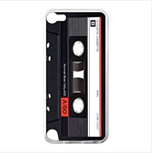 Best Seller Case - Classical CD Magnetic Tape Pattern iPod Touch 5 TPU (Laser Technology) Case, Cell iPod TouchCover