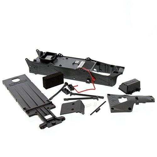 Arrma Granite Mega 1/10: Chassis, Battery Door, Upper & Lower Plate, Radio Box Upper Chassis Plate