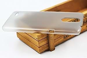 Crystal Acero Plástico Plástico Transparente Cover Carcasa para Ulefone Vienna Touch ID 5.5pulgadas FHD 4G FDD LTE Android 5.1funda de smartphone case