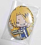 My Hero Academia Nitotan Can Badge Button Denki