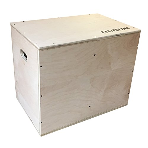 Lifeline Plyo Box by Lifeline