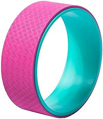 Amazon.com: Tacy – Aplique rueda de Yoga 12.6 x 5 inch para ...