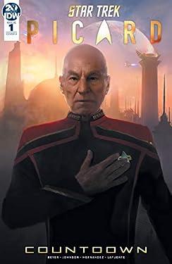 Star Trek: Picard—Countdown #1 (of 3)