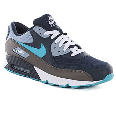 best service c2282 543ca coupon code nike air max 90 mens 325018 415 11.5 obsidian turquoise blue  71255 a17b1