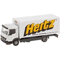 Faller 161560 Lkw MB Atego Hertz Car System Model