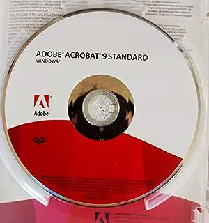 Adobe Acrobat 9 Standard Edition Full Version (Windows)