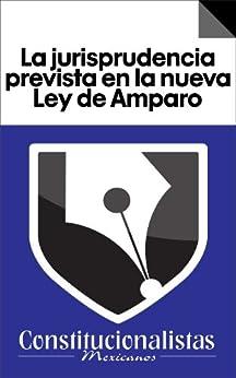 La jurisprudencia prevista en la nueva Ley de Amparo de [Cancino, Juan Carlos González, González Cancino, Víctor Francisco]