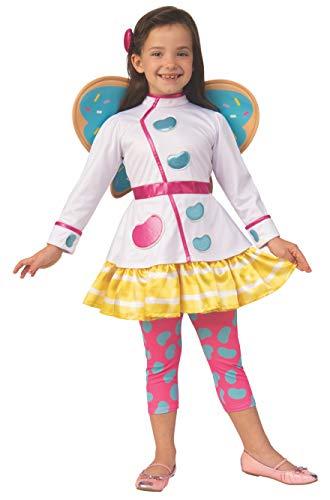 Rubie's Butterbean's Café Child's Deluxe Butterbean Costume, Small -