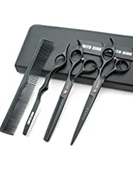 7.0 Inches Professional hair cutting thinning scissors...