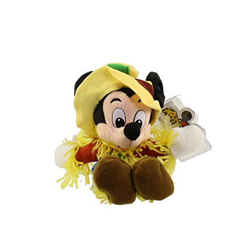 Disney Bean Bag Plush Mickey Mouse -