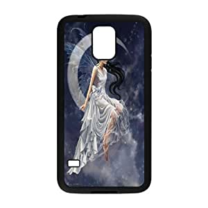 James-Bagg Phone case Angel,christ art pattern For Samsung Galaxy S5 FHYY419566
