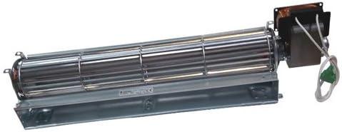 Motor Ventilador tangenziale 451 mm Boquilla 364 X 40 estufas de ...