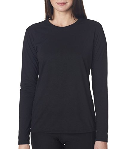Gildan 42400L Ladies core performance long sleeve t-shirt