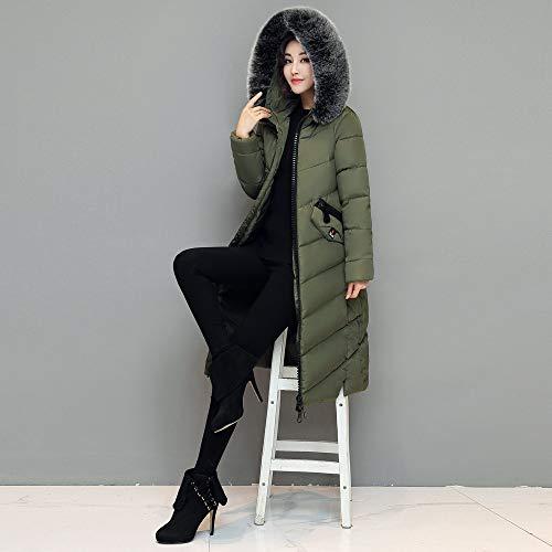 Femme Manteau Ultra Moonuy Compressible Doudoune Capuche Chaud Hiver Légère À Avec Long Duvet En Vert Blouson Parka Veste Longues Longue Noir 00457wq