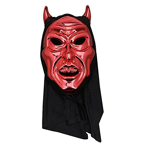 [Hot Sale Horror Movie Hockey Mask Anonymous Scary Party Mask Halloween Cosplay] (Scary Gas Mask Halloween Costumes)