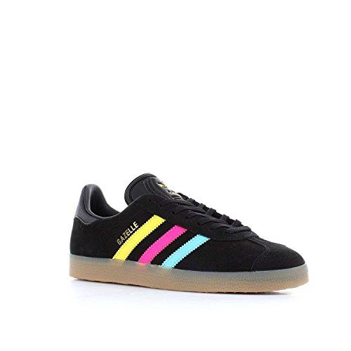Herren Pink Cyan Noir Gazelle Bright Black Core Shock adidas Sneakers dq4cdz