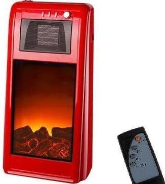 Syntrox Germany - Calefactor (cerámica, efecto de llama ...