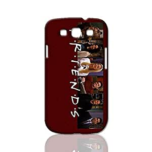Friends Tv Show Tv Actor New Style Case ROUGH Skin 3D Hard Durable Case Cover for Samsung Galaxy S3 i9300