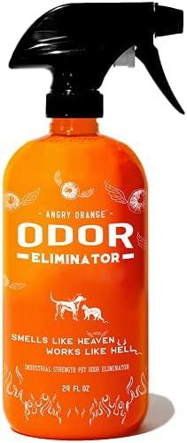 ANGRY ORANGE Pet Odor Eliminator for Home –...