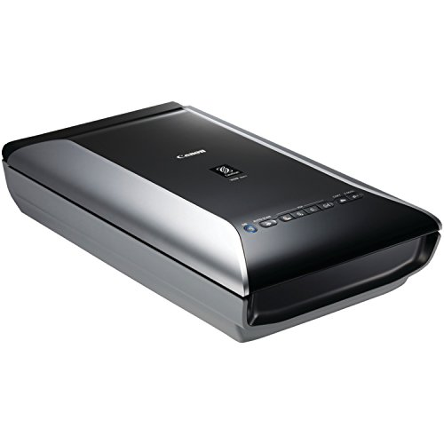 Canon 6218B002 9000F Mark II Flatbed Scanner Black