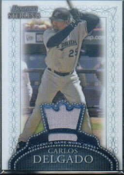 2005 Bowman Sterling Game - 5