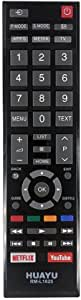Remote control for TOSHIBA NETEFLIX SCREEN