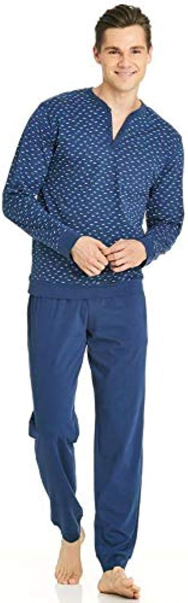 Ragno Pijama Hombre 100% Algodón Camiseta Fantasía Art. Prussia n26661: Amazon.es: Ropa y accesorios