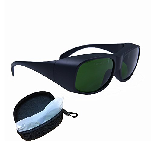 IPL Safety Glasses 200-1400nm Protection Glasses Safety Glasses Laser Protective Eyewear