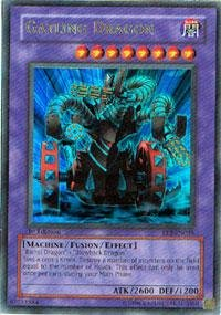 Flaming Eternity Single (Yu-Gi-Oh! - Gatling Dragon (FET-EN035) - Flaming Eternity - Unlimited Edition - Ultra Rare)
