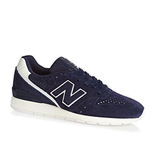 New Balance 996 Leather, Zapatillas para Hombre Azul