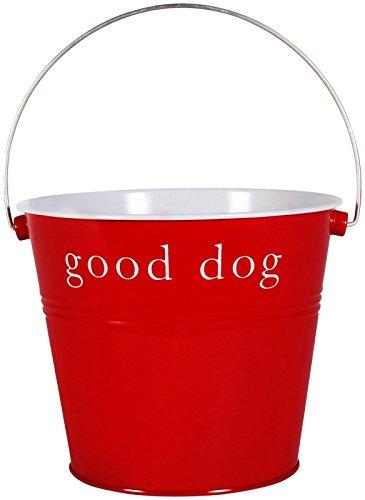 Harry Barker Good Dog Bucket – Red