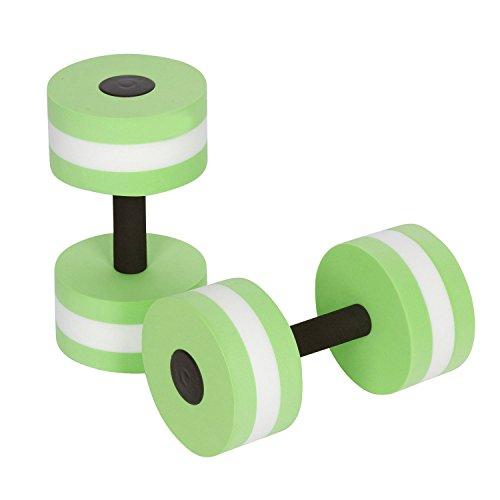 Water Dumbells,Ferryone Aqua Fitness Barbells Exercise Ha...