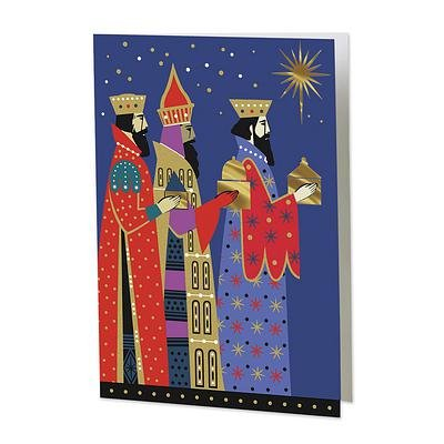 Holiday Kings Card Three (UNICEF 'Three Kings' Holiday Cards Boxed Set)