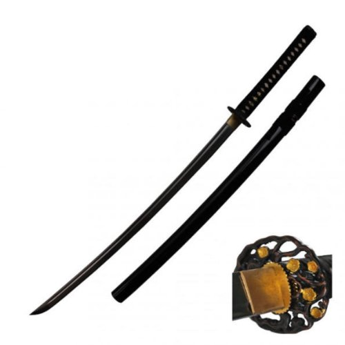 Samaria Warrior - Onikiri Dragon Handmade Battle Ready Carbon