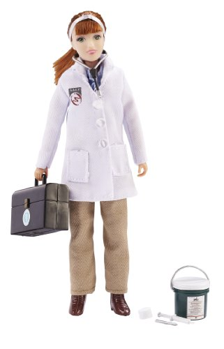"Breyer Traditonal Veterinarian with Vet Kit - 8"" Toy Figure"