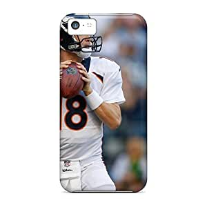 Iphone 5c Case Cover Peyton Manning Case - Eco-friendly Packaging