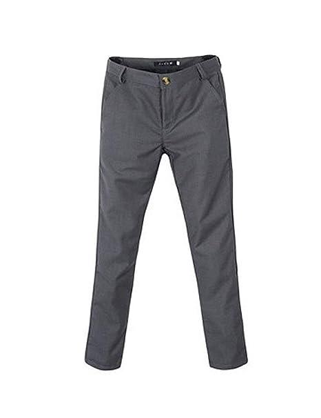 Pantalones De Traje De Pantalones Negocios Hombres De ...