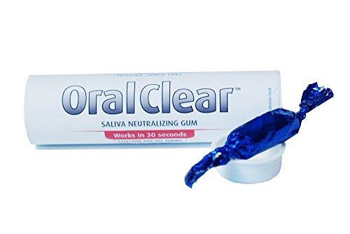 Oral Clear Gum - Saliva Detox