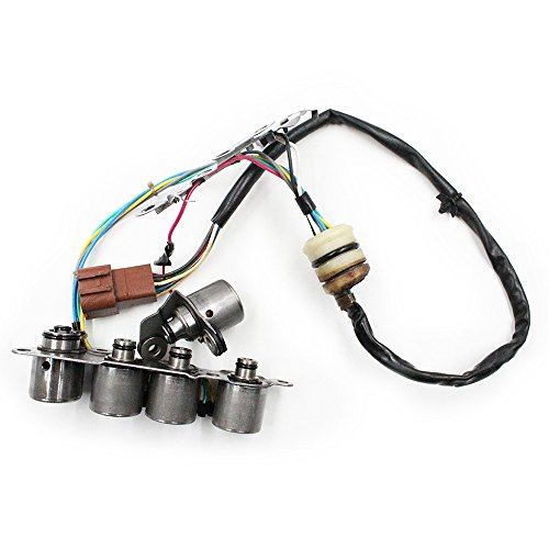 Koauto Remanufactured RE4F04A 4F20E Transmission Solenoid Control For 92-06 Nissan (Fuel Mixture Control Solenoid)