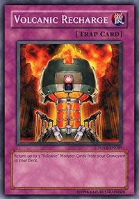 Yu-Gi-Oh! - Volcanic Recharge (FOTB-EN049) - Force of the Breaker - 1st Edition - ()
