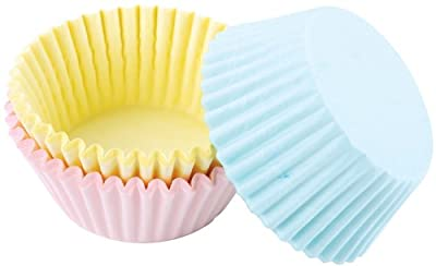 Pastel Standard Baking Cups - 75 Ct