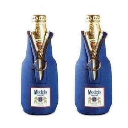 MODELO ESPECIAL Beer Bottle Suit Cooler Coozie Coolie Huggie New (2)