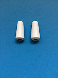 acrylic pull toggle clear plastic