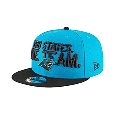 New Era Carolina Panthers 2018 NFL Draft Spotlight Snapback 9Fifty Adjustable Hat from New Era